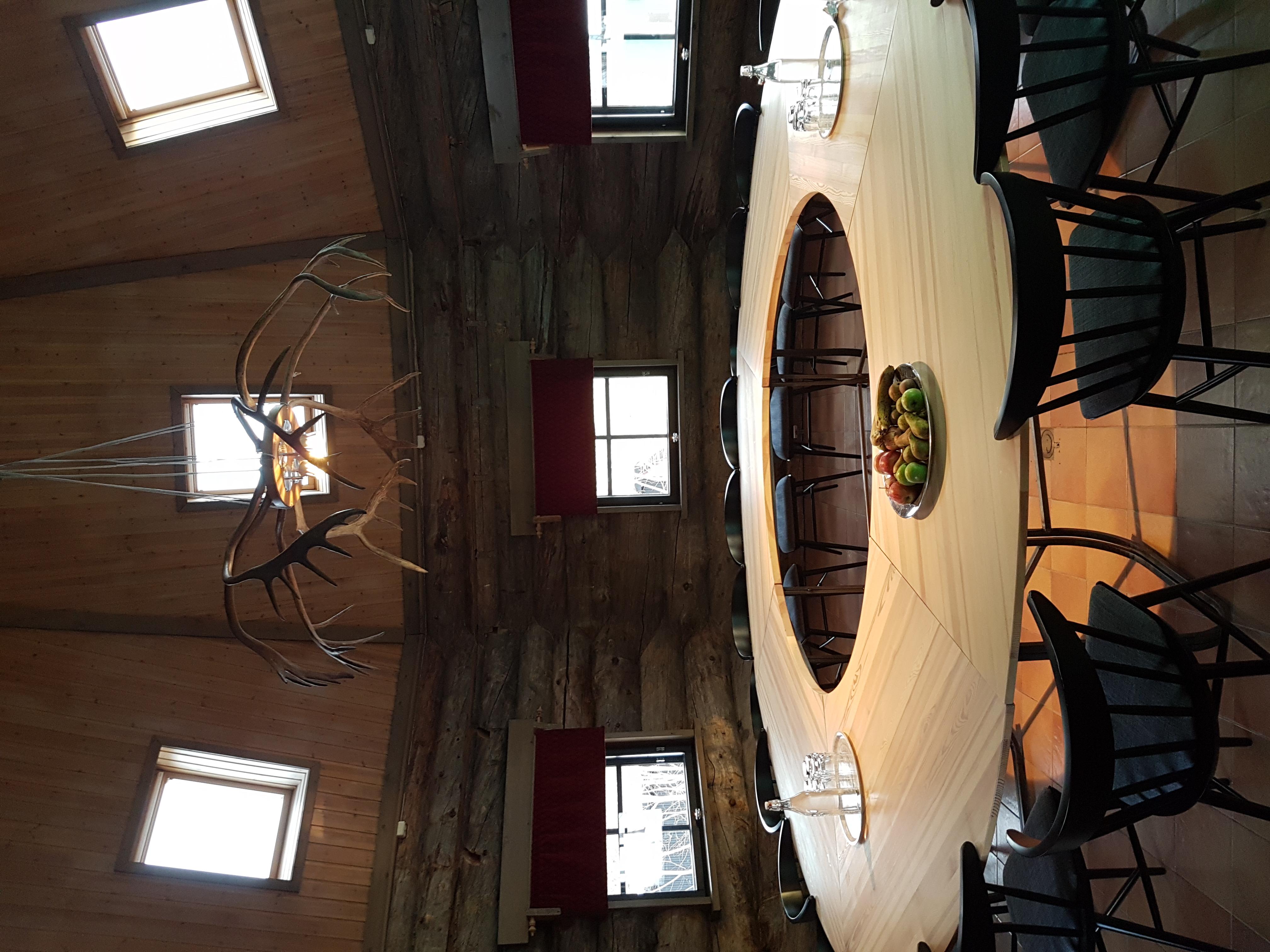 Lund Hotel Restaurant Menu